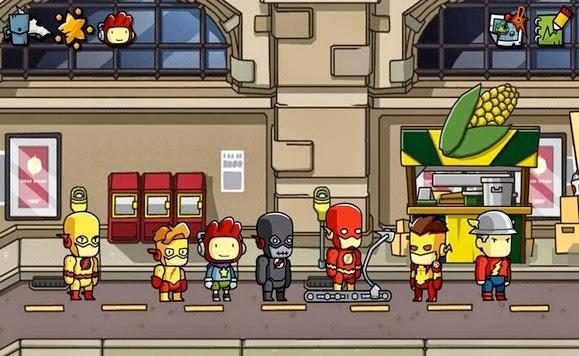 Scribblenauts Unmasked A DC Comics Adventure PC Screenshot 05