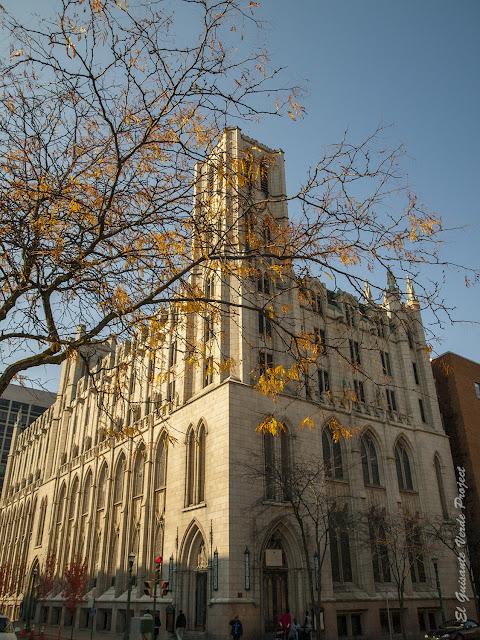 Torre Mizpah - Syracuse, NY por El Guisante Verde Project