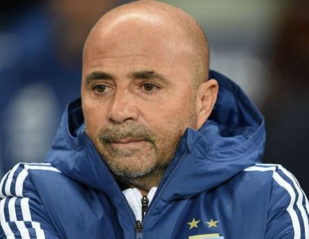 Argentina sacks coach, Jorge Sampaoli after poor performance at the World Cup