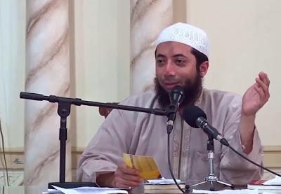 Ceramah Khalid Basalamah