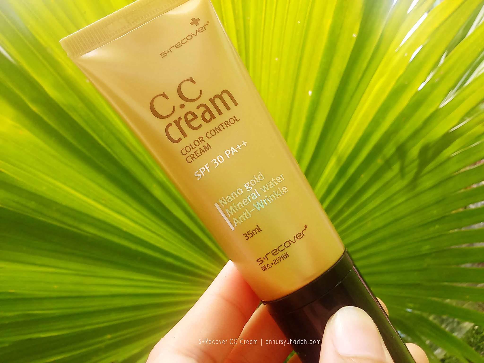 Gold Nano CC Cream Hansaegee Nature,natural makeup look,makeup natural ala korea untuk remaja