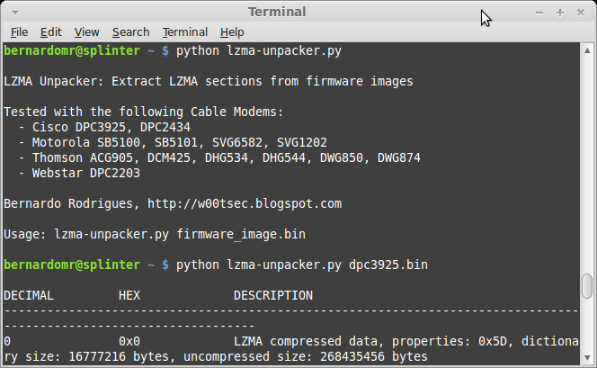 cisco image unpacker 0.1 binary for windows