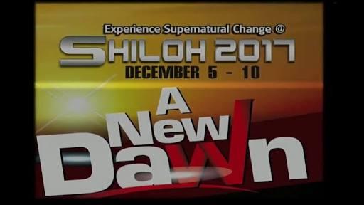 Shiloh 2017 A New Dawn Day 1 Sermon - Bishop David Oyedepo