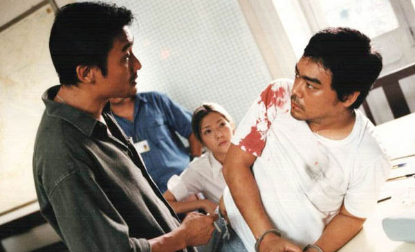 Review: VICTIM 目露凶光 (1999)