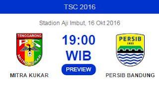 Prediksi Mitra Kukar vs Persib Bandung - Minggu 16 Oktober 2016