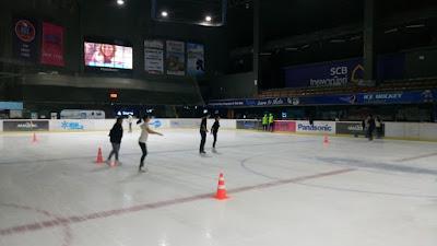 バンコクのスケート場