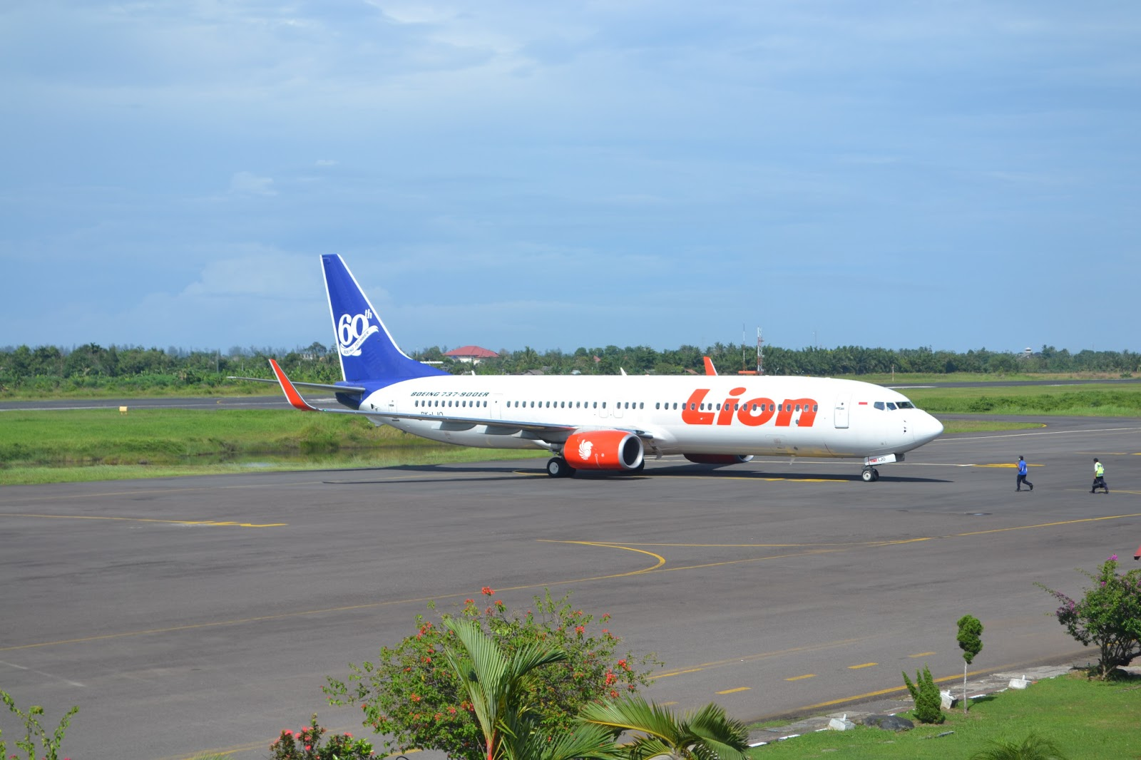 PZ C: pesawat lion air