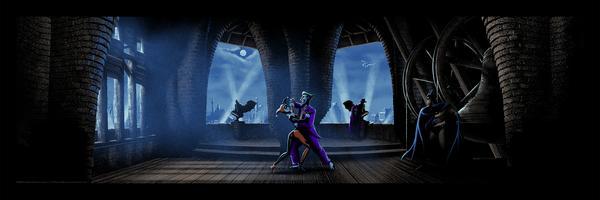 The Blot Says Batman The Animated Series Shall We