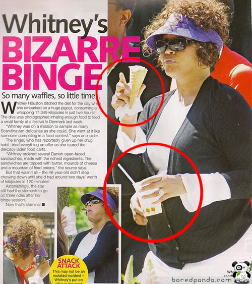 whitney,When 2 Hands Are just Not Enough
