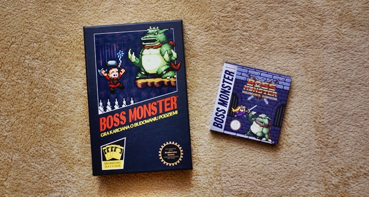 Gra Boss Monster