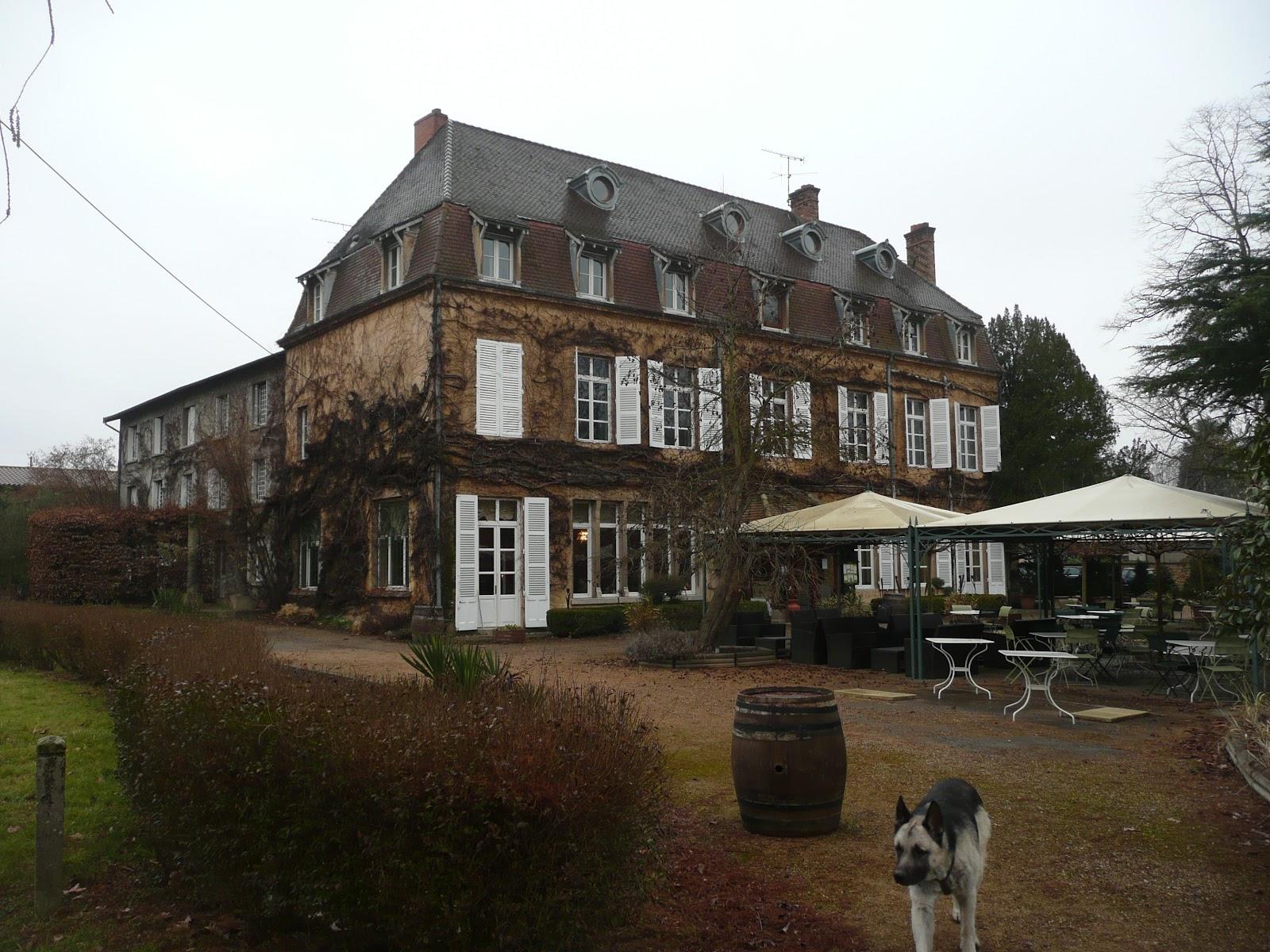 Restaurant Chateau De La Barge