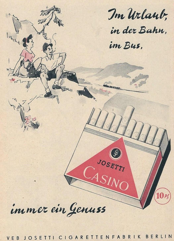 Casino Werbung