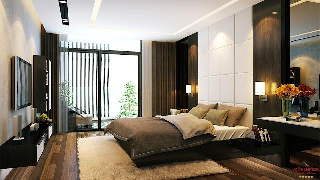 Phòng ngủ dự án Movenpick Đà Nẵng