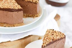 No Bake Nutella Cheesecake Yummy