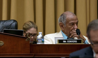Pelosi Calls on Conyers to Resign After an Accuser Details Her Charges