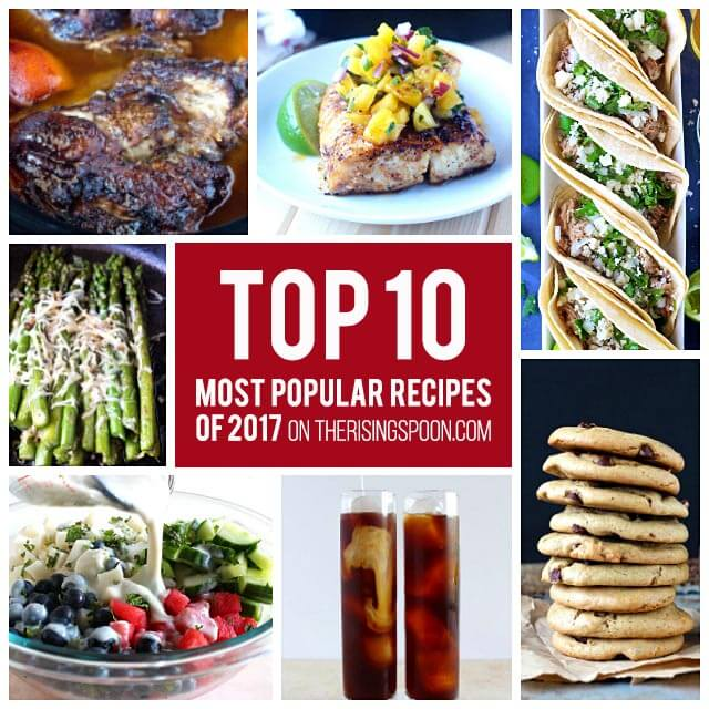 Top 10 Best Recipes On The Rising Spoon in 2017