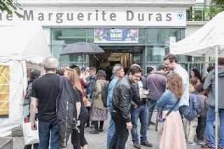 BD6Né à la médiathèque Marguerite Duras