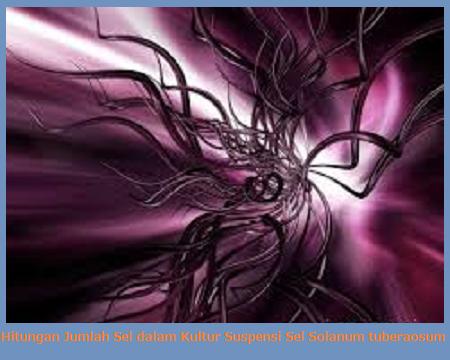 Hitungan Jumlah Sel dalam Kultur Suspensi Sel Solanum tuberaosum
