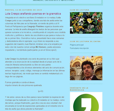 http://galvanoplastias.blogspot.com.es/2010/10/lola-crespo-aranando-poemas-en-la.html