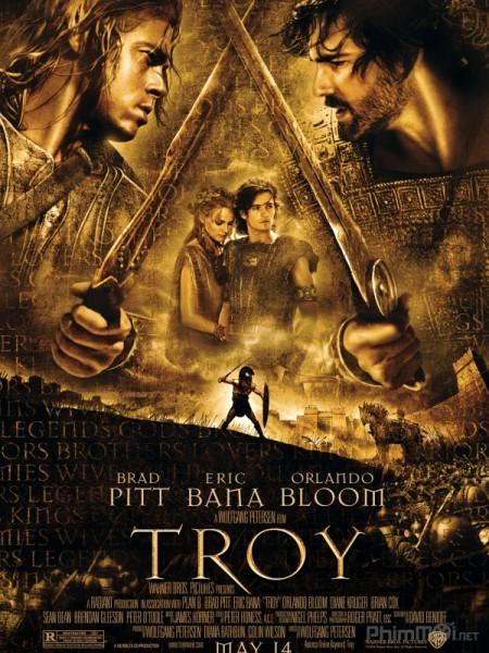 Cuộc chiến thành Troy - Thuyết Minh