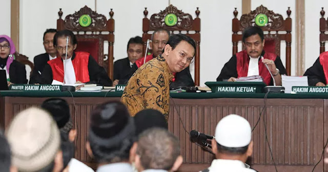 Majelis Hakim Tegaskan Sebelum Bulan Puasa Ahok Sudah Divonis