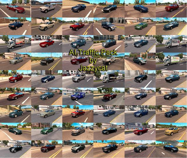 ats ai traffic pack v6.4 screenshots 2