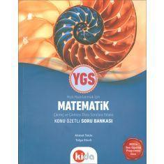 Kida Eğitim YGS Matematik Konu Özetli Soru Bankası (2017)