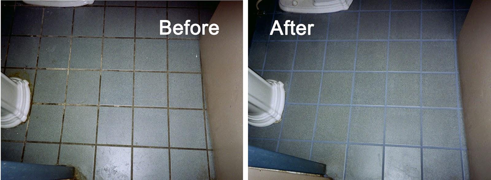تنظيف أرضية المطابخ والحمامات مثل المحترفين
