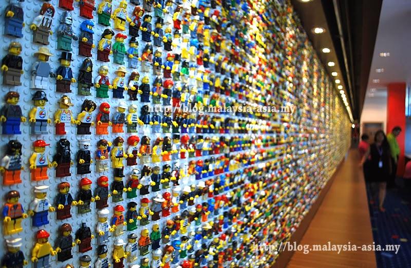 Reception Legoland Hotel Malaysia