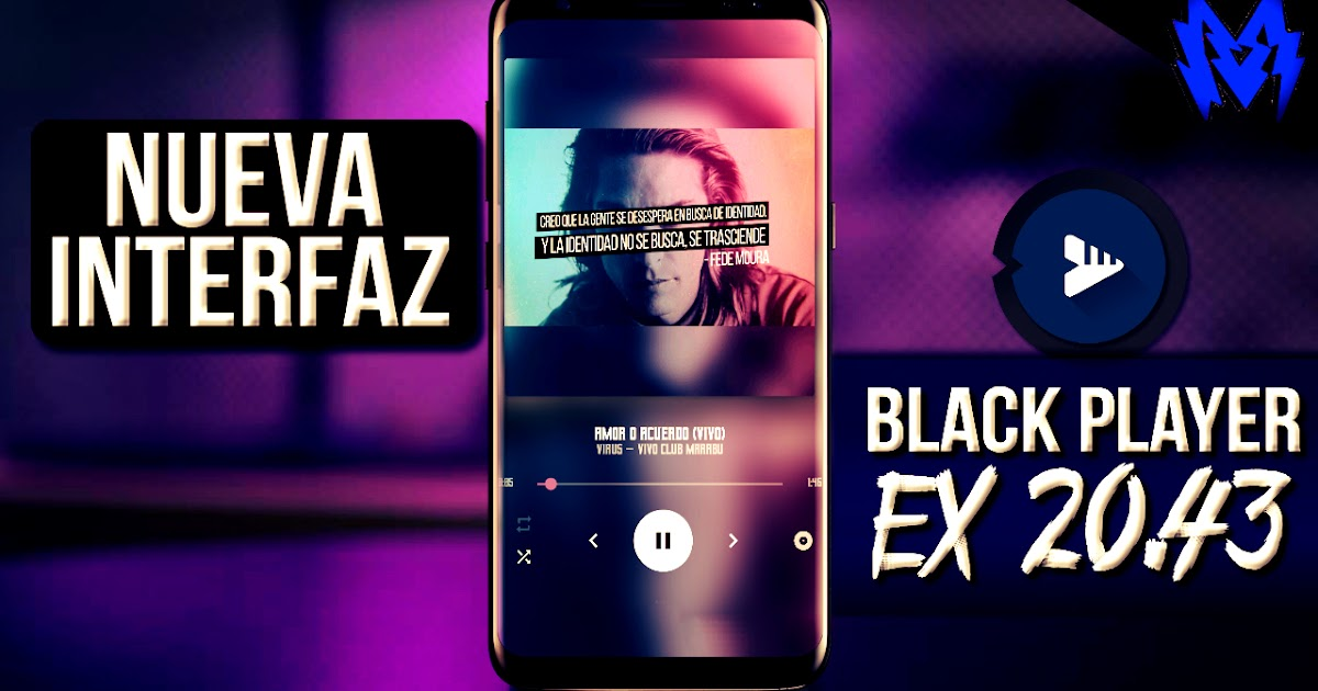 10 Mejores Apps De Wallpapers Hd Para Android 2018: ¡BlackPlayer EX 20.43│El Mas Potente Reproductor De