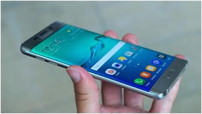 Thay mat kinh Samsung galaxy S6 Edge plus