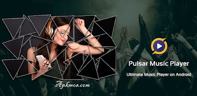 Pulsar Music Player Pro Apk for Android (paid)