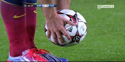 UEFA Group H: Barcelona 4 vs 0 Ajax 18-09-2013