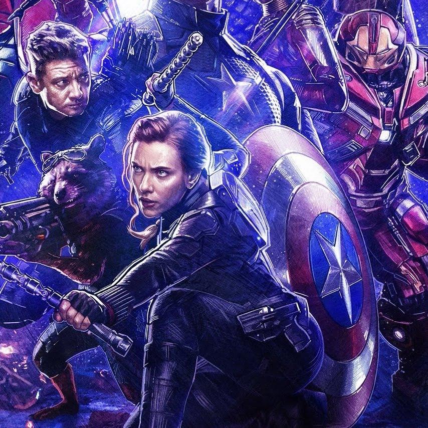 Avengers :「アベンジャーズ」が「スター・ウォーズ」を超えた ! !、「エンドゲーム」の鑑賞券を求めるファンが殺到し、映画館チェーンのサイトがダウンした爆売れのヒーロー大集合映画が、史上最高の初日の前売り販売の新記録をわずか6時間で達成の快挙と新しいポスター ! !