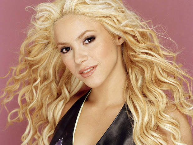 Shakira Hair