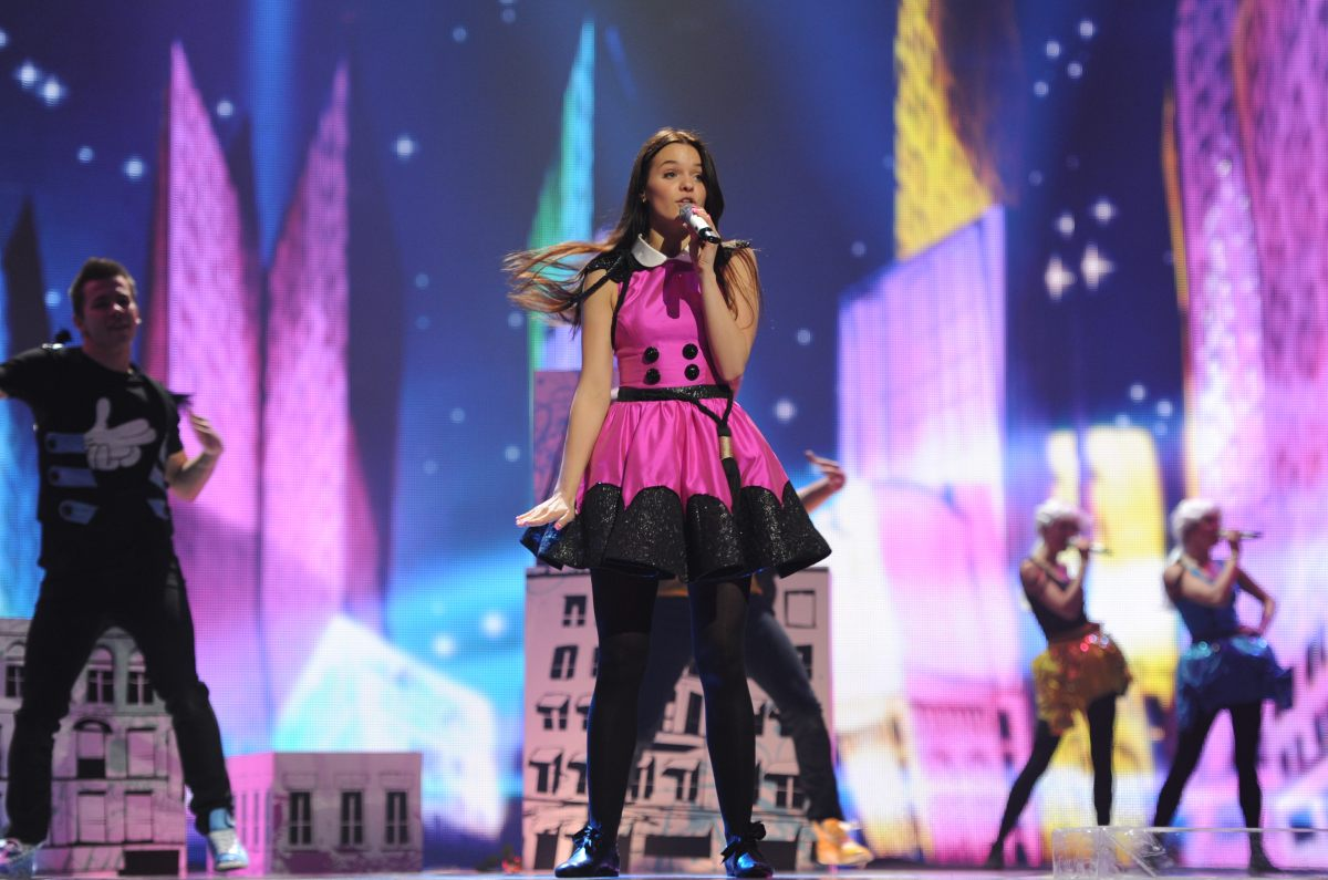 Just Me: Eurovision 2011 Final: Live Blog