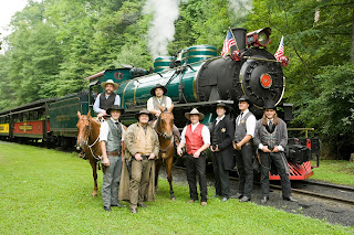 Wild West Adventure with Engine No. 190 - Photo Courtesy of Tweetsie Railroad