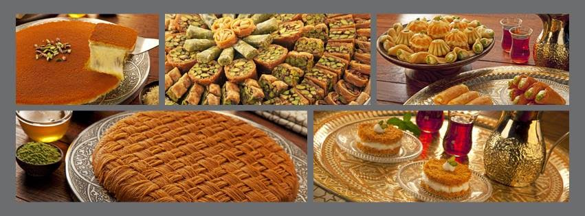 وصفات حلويات وحلى وعصائر ومشروبات شهررمضان