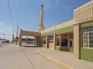 route 66 in shamrock texas