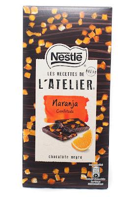 Nestlé Les recettes de L´Átelier