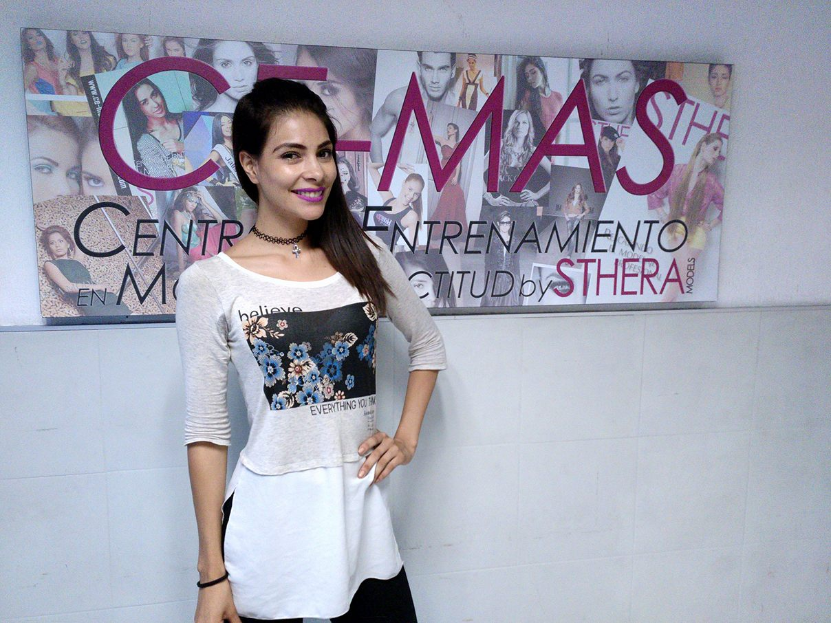 Centro Entrenamiento Modelaje Actuacion Sthera: Mariana
