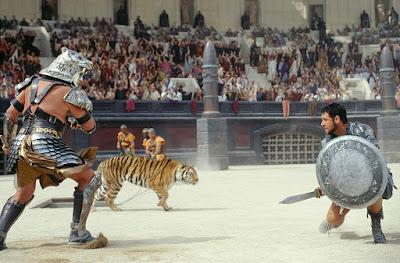 Gladiator 2000 movie Ridley Scott
