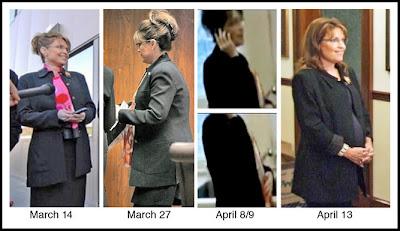 When Was Sarah Palin Pregnant 102