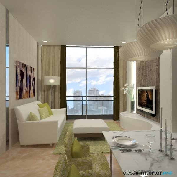 Tips Dekorasi Bagi Rumah Flat Atau Apartment Menghias Ruang Kecil
