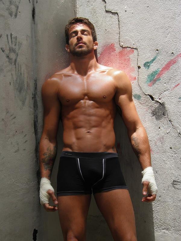 Hombres desnudogalería brasileño