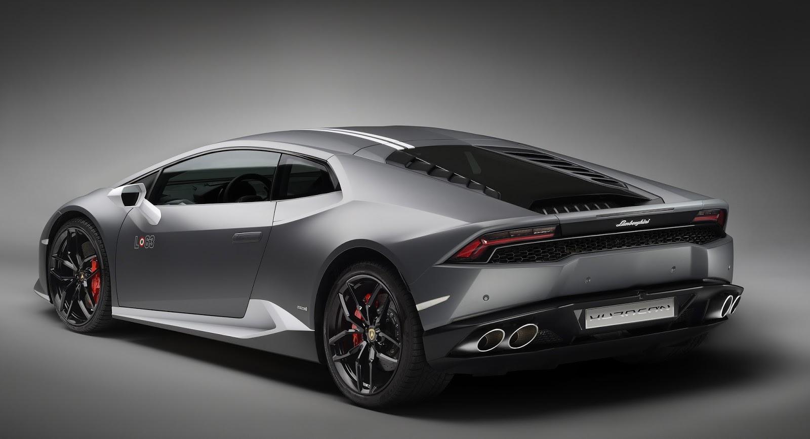 autokavla: 2016 Lamborghini Huracán LP 610‑4 Avio