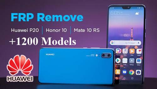Huawei FRP - Google Account Lock Removal/Bypass Service at Mobile