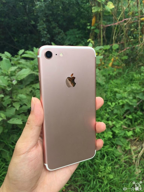 Again asrumors and leaks of iPhone 7 earlier, Nowhereelse posted some of the photos of iPhone 7 Plus featuring smart connector and no mute switch in it.