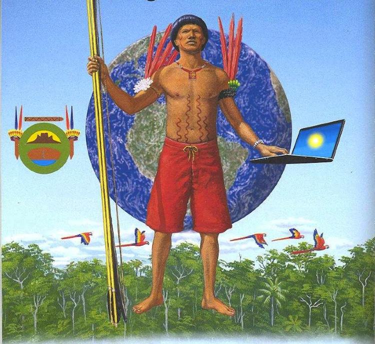 Anthropology paper the yanomamo tribe