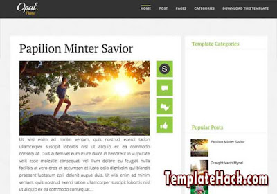 optal responsive blogger template